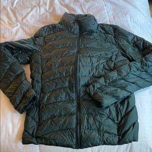 EUC-Uniqlo ultra light down jacket